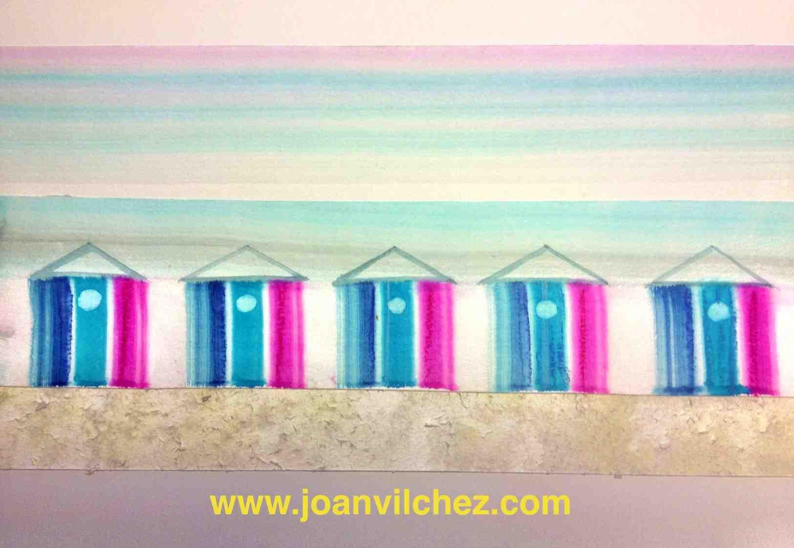 Joan Vílchez-PSICÓLOGO–SEXÓLOGO-PSICOTERAPEUTA en Valencia- Sexualidad infantil y juvenil / Teresa Maestre - Casitas de la playa